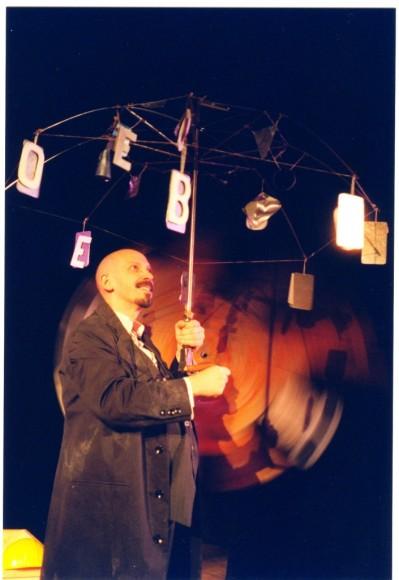 ERNESTO RODITORE GUARDIANO DI PAROLE @ Pontedera / Teatro Era
