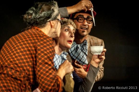 LA BICICLETTA ROSSA @ Pontedera / Teatro Era