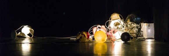 Chiara Bersani / Corpo celeste<br>FAMILY TREE @ Pontedera / Teatro Era
