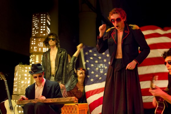 I AM AMERICA @ Pontedera / Teatro Era