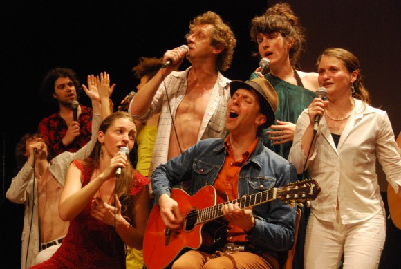NOT HISTORY'S BONES  A POETRY CONCERT @ Pontedera / Teatro Era