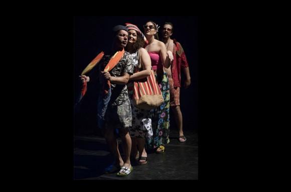 HAMLET TRAVESTIE @ Pontedera / Teatro Era