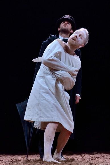 Gabriele Lavia<br>IL SOGNO DI UN UOMO RIDICOLO @ Pontedera, Teatro Era | Pontedera | Toscana | Italia
