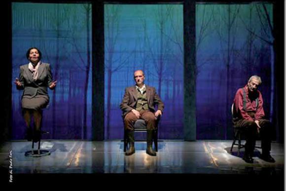 MEMORY PLAYS<br>SILENZIO, NOTTE, VOCI DI FAMIGLIA @ Pontedera, Teatro Era