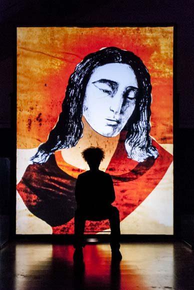 LEONARDO DA VINCI<br>Festival L`Arlecchino errante 2019, Pordenone @ Urbino, Teatro