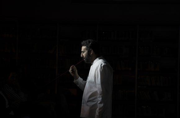 Nel Labirinto. Discorso sul Mito<br>Scandicci<br>Teatro Studio