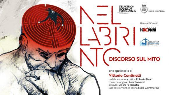 nel Labirinto. discorso sul Mito<br>Biblioteca, Pontedera @ Biblioteca Giovanni Gronchi